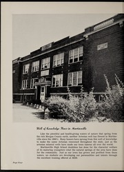 Page 8, 1954 Edition, Martinsville High School - Artesian Yearbook (Martinsville, IN) online yearbook collection