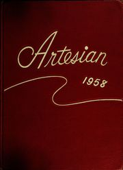 Page 1, 1958 Edition, Martinsville High School - Artesian Yearbook (Martinsville, IN) online yearbook collection