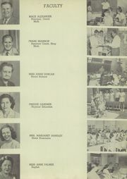 Page 11, 1947 Edition, Sonora High School - Bronco Yearbook (Sonora, TX) online yearbook collection