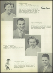 Page 12, 1953 Edition, Linden High School - Bulldog Yearbook (Linden, IN) online yearbook collection