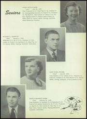 Page 13, 1953 Edition, Linden High School - Bulldog Yearbook (Linden, IN) online yearbook collection