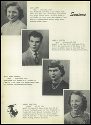Page 14, 1953 Edition, Linden High School - Bulldog Yearbook (Linden, IN) online yearbook collection