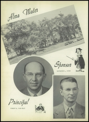Page 8, 1953 Edition, Linden High School - Bulldog Yearbook (Linden, IN) online yearbook collection