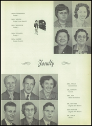 Page 9, 1953 Edition, Linden High School - Bulldog Yearbook (Linden, IN) online yearbook collection