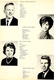 Page 12, 1963 Edition, Linden High School - Bulldog Yearbook (Linden, IN) online yearbook collection