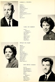 Page 14, 1963 Edition, Linden High School - Bulldog Yearbook (Linden, IN) online yearbook collection