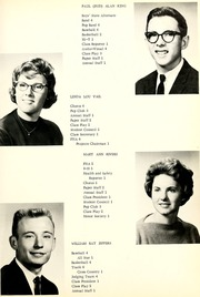 Page 15, 1963 Edition, Linden High School - Bulldog Yearbook (Linden, IN) online yearbook collection