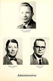 Page 7, 1963 Edition, Linden High School - Bulldog Yearbook (Linden, IN) online yearbook collection