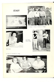 Page 10, 1967 Edition, Linden High School - Bulldog Yearbook (Linden, IN) online yearbook collection
