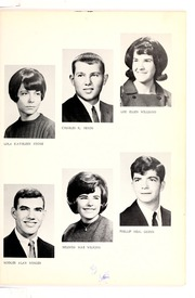 Page 15, 1967 Edition, Linden High School - Bulldog Yearbook (Linden, IN) online yearbook collection