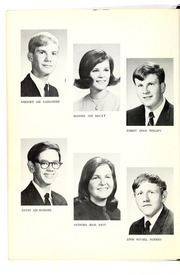 Page 16, 1967 Edition, Linden High School - Bulldog Yearbook (Linden, IN) online yearbook collection