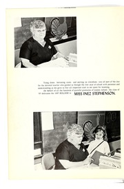 Page 6, 1967 Edition, Linden High School - Bulldog Yearbook (Linden, IN) online yearbook collection