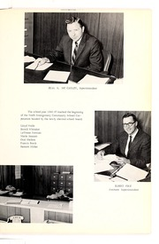 Page 7, 1967 Edition, Linden High School - Bulldog Yearbook (Linden, IN) online yearbook collection