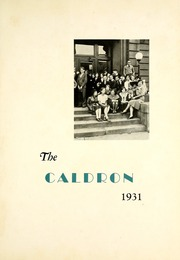 Page 5, 1931 Edition, Central High School Fort Wayne - Caldron Yearbook (Fort Wayne, IN) online yearbook collection