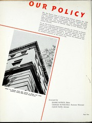 Page 6, 1939 Edition, Central High School Fort Wayne - Caldron Yearbook (Fort Wayne, IN) online yearbook collection