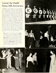 Page 14, 1955 Edition, Central High School Fort Wayne - Caldron Yearbook (Fort Wayne, IN) online yearbook collection
