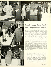Page 17, 1955 Edition, Central High School Fort Wayne - Caldron Yearbook (Fort Wayne, IN) online yearbook collection