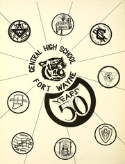 Page 2, 1955 Edition, Central High School Fort Wayne - Caldron Yearbook (Fort Wayne, IN) online yearbook collection