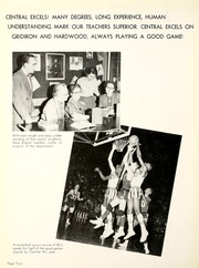 Page 8, 1955 Edition, Central High School Fort Wayne - Caldron Yearbook (Fort Wayne, IN) online yearbook collection
