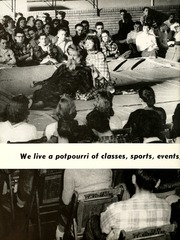 Page 10, 1958 Edition, Central High School Fort Wayne - Caldron Yearbook (Fort Wayne, IN) online yearbook collection