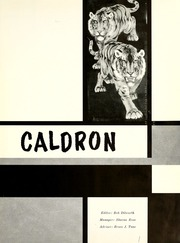 Page 5, 1959 Edition, Central High School Fort Wayne - Caldron Yearbook (Fort Wayne, IN) online yearbook collection