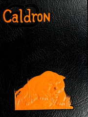 1969 Edition, Central High School Fort Wayne - Caldron Yearbook (Fort Wayne, IN)