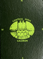 1970 Edition, Central High School Fort Wayne - Caldron Yearbook (Fort Wayne, IN)