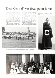 Page 10, 1971 Edition, Central High School Fort Wayne - Caldron Yearbook (Fort Wayne, IN) online yearbook collection