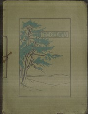 1913 Edition, Lebanon High School - Cedars Yearbook (Lebanon, IN)