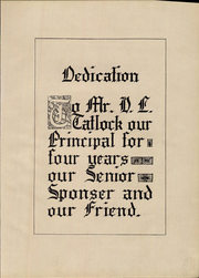 Page 9, 1928 Edition, Lebanon High School - Cedars Yearbook (Lebanon, IN) online yearbook collection