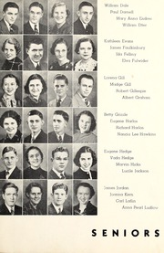 Page 15, 1938 Edition, Lebanon High School - Cedars Yearbook (Lebanon, IN) online yearbook collection
