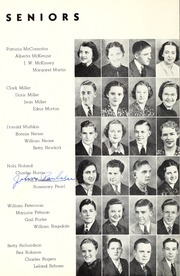 Page 16, 1938 Edition, Lebanon High School - Cedars Yearbook (Lebanon, IN) online yearbook collection