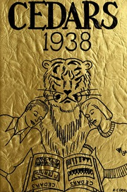 Page 5, 1938 Edition, Lebanon High School - Cedars Yearbook (Lebanon, IN) online yearbook collection