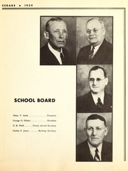 Page 13, 1939 Edition, Lebanon High School - Cedars Yearbook (Lebanon, IN) online yearbook collection