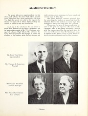 Page 17, 1942 Edition, Lebanon High School - Cedars Yearbook (Lebanon, IN) online yearbook collection