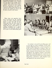Page 11, 1943 Edition, Lebanon High School - Cedars Yearbook (Lebanon, IN) online yearbook collection