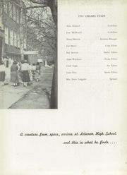Page 7, 1954 Edition, Lebanon High School - Cedars Yearbook (Lebanon, IN) online yearbook collection