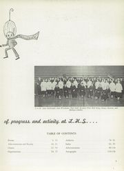Page 9, 1954 Edition, Lebanon High School - Cedars Yearbook (Lebanon, IN) online yearbook collection