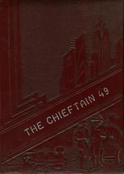 1949 Edition, Cobre High School - Chieftain Yearbook (Bayard, NM)