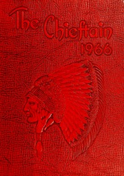 1966 Edition, Cobre High School - Chieftain Yearbook (Bayard, NM)
