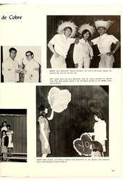 Page 109, 1966 Edition, Cobre High School - Chieftain Yearbook (Bayard, NM) online yearbook collection