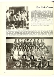 Page 112, 1966 Edition, Cobre High School - Chieftain Yearbook (Bayard, NM) online yearbook collection