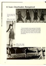 Page 116, 1966 Edition, Cobre High School - Chieftain Yearbook (Bayard, NM) online yearbook collection