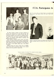 Page 122, 1966 Edition, Cobre High School - Chieftain Yearbook (Bayard, NM) online yearbook collection