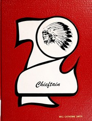 1972 Edition, Cobre High School - Chieftain Yearbook (Bayard, NM)