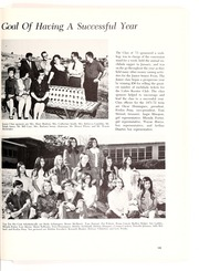 Page 127, 1972 Edition, Cobre High School - Chieftain Yearbook (Bayard, NM) online yearbook collection