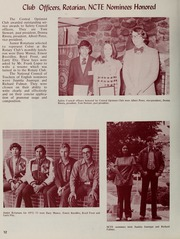 Page 14, 1973 Edition, Cobre High School - Chieftain Yearbook (Bayard, NM) online yearbook collection