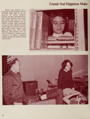 Page 8, 1973 Edition, Cobre High School - Chieftain Yearbook (Bayard, NM) online yearbook collection