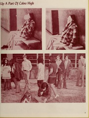 Page 9, 1973 Edition, Cobre High School - Chieftain Yearbook (Bayard, NM) online yearbook collection