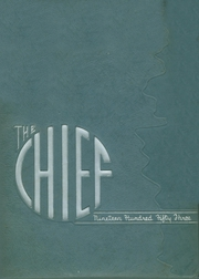 1953 Edition, Darlington High School - Chief Yearbook (Darlington, IN)